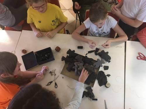 23.11.19 Harcerze w Mikołojów / Scouts from Mikołów