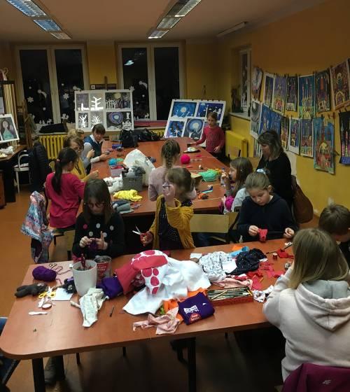 15.01.2020 DK Jordan Siemanowice Śląskie warsztaty / workshops for children in Siemanowice