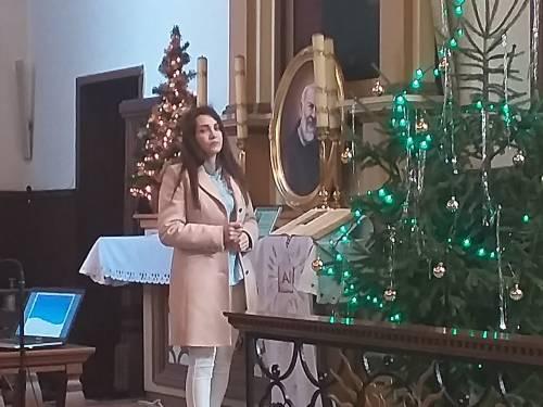 19.01.2020 Różaniec z Mirną Kbbeh  / Rosary with Mirna Kbbeh
