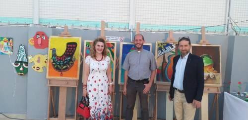 Prowadzący zajęcia za sztuki / Teachers of art