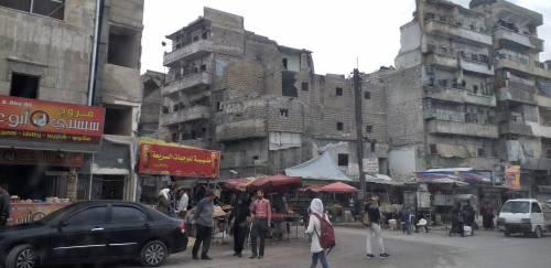 Wschodnie Aleppo / East Aleppo