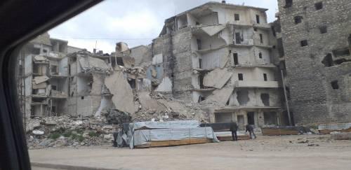 Wchodnie Aleppo / East Aleppo