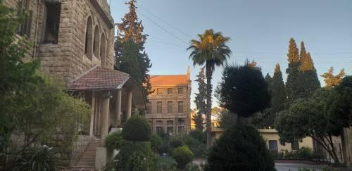 Klasztor sióstr franciszkanek - miejsce pokoju i edukacji / Sisters Franciscan's Monastery -  aplace of peace and education