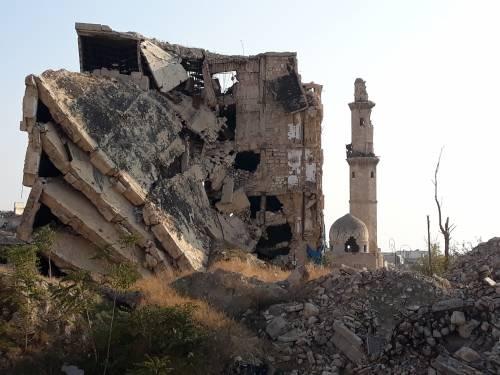 Stare Miasto, okolice Cytadeli i bazaru (suk) / Old Town