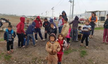 Nieopowiedziana, szybko pogarszająca się sytuacja w Irackim Kurdystanie