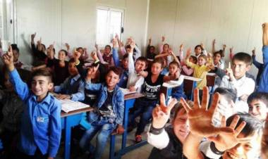 Kurdistan, Iraq: Education is a First Priority, Not an Afterthought