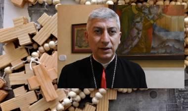 Biskup Joseph Tobji o Różańcu za braci