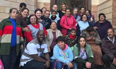 """""""Stajemy się lepszymi ludźmi"""" - Alina Goska o współpracy z Klubem Szczęścia w Kairze"""