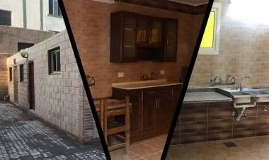 "The kitchen of  ""Club of Happiness""  was created thanks to you!"