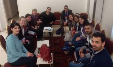 Młodzi razem w Chrystusie: dziś Łódź, jutro Damaszek