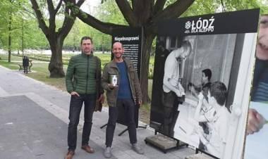 Kwesta w Łodzi na rzecz Aleppo