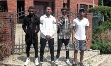 Nabożeństwa czerwcowe z młodymi z Afryki