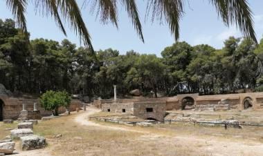 Afmiteatr w Kartaginie - miejsce męczeńskiej śmierci Perpetuy i Felicyty