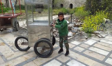 Domus Orientalis in Syria