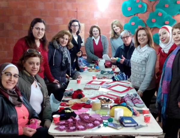 Daj pracę! - atelier krawieckie u sióstr franciszkanek w Aleppo