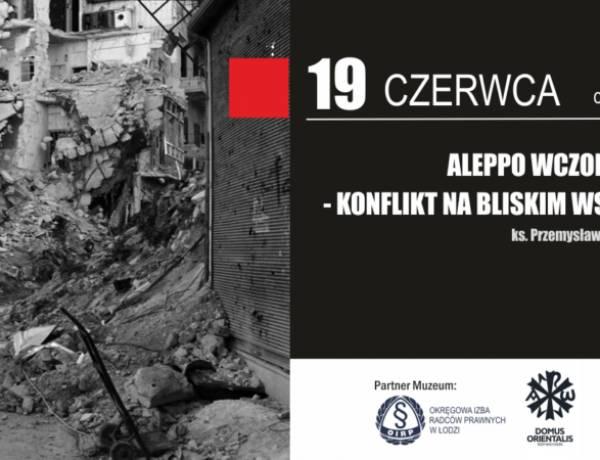 Łódź dla Aleppo: kontynuacja