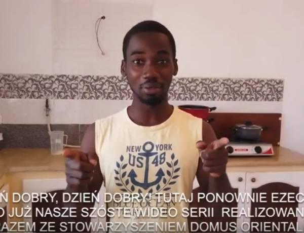 Gotuj z Afryką! Kefir z kuskusem na upalne dni