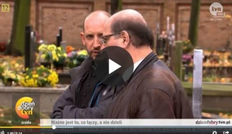 """""""Cmentarz. Miejsce, w którym wszystkie religie tworzą jedność"""""""
