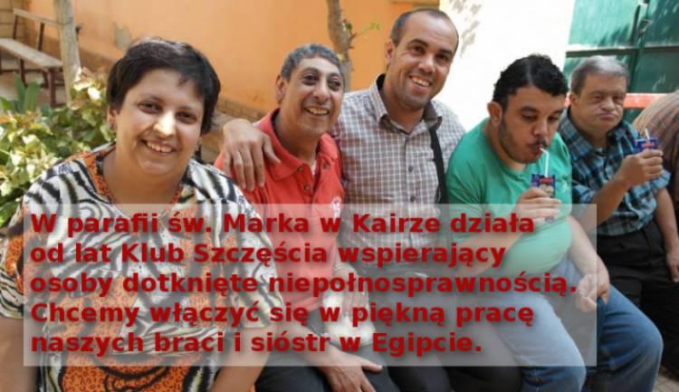 Kolejne warsztaty w Klubie Szczęścia w Kairze