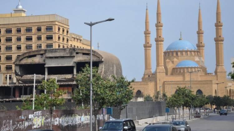 Bejrut - pierwszy spacer po mieście