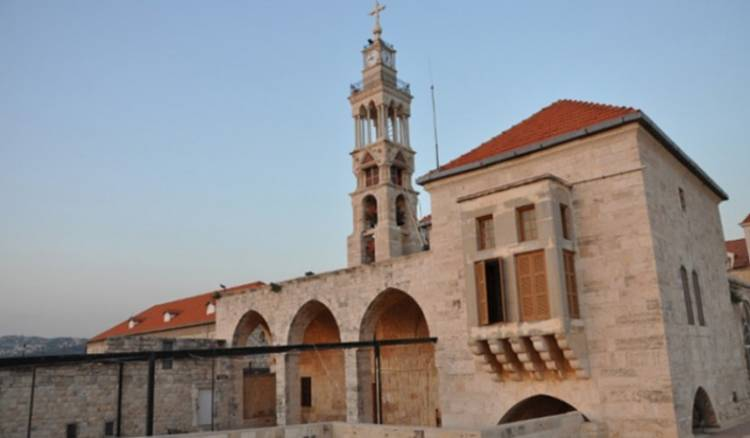 Klasztor Świętego Krzyża i klasztor Zbawiciela