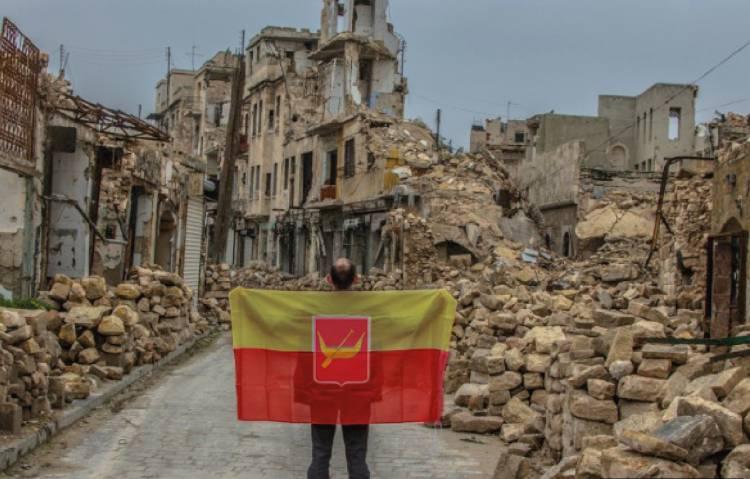 Lodz for Aleppo