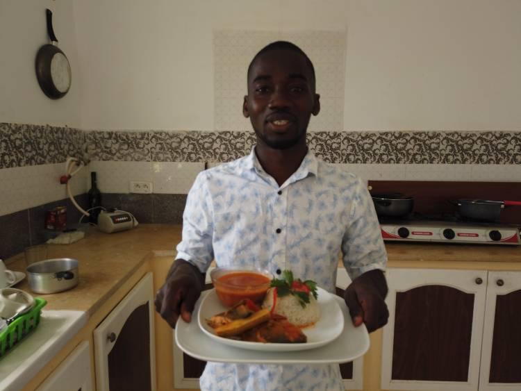 Gotuj z Afryką! Dziś w menu zupa rybna!