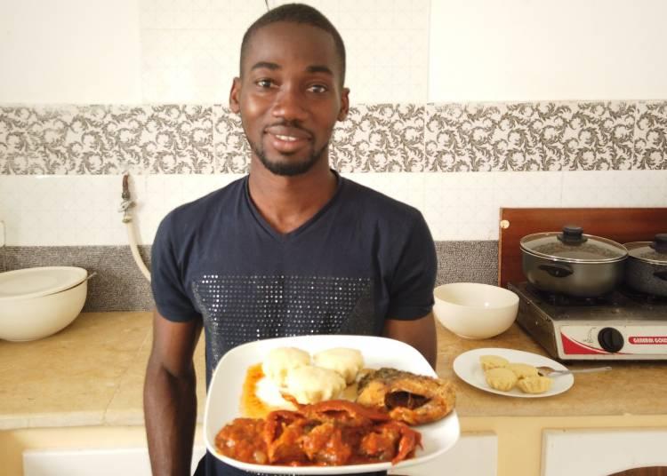 Gotuj z Afryką! Jedliście kiedyś abolo?