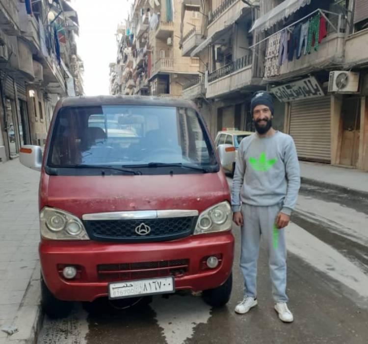 Daj pracę! Pomogliście Kamilowi z Aleppo